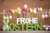Fototapety Frohe Ostern