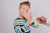 Lactose intolerance. Dairy Intolerant child refuses to drink milk