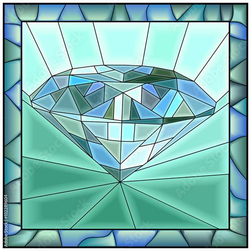 mozaika-ilustracji-wektorowych-diamentu
