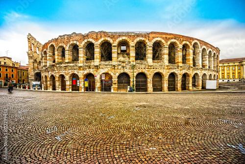 obraz PCV Arena di Verona, Italy