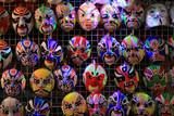 The mask of Chinese opera