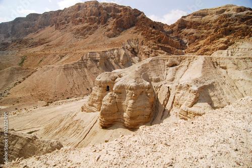 Qumran Canvas Print