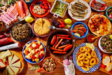 Tapas from spain mix of most popular - 102330014
