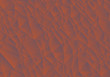Abstract brown background consisting of triangles. Vector art.