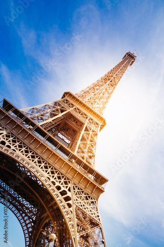 The Magical Eiffel Tower Photo by asife