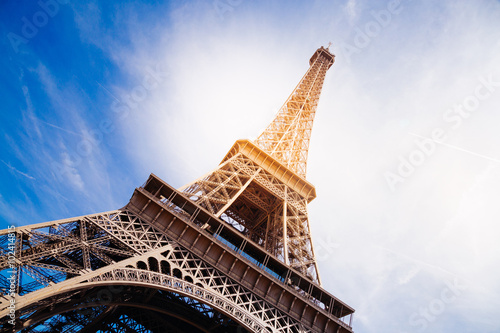 The Magical Eiffel Tower Poster