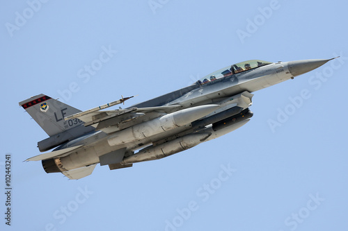 fototapeta na ścianę United States Air Force F-16