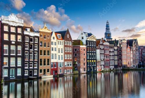 Plagát, Obraz Amsterdam, Netherlands