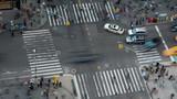 4K New York City Madison Square Traffic Timelapse 3a - 102452447