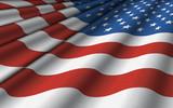 United States Flag Background - 102477242
