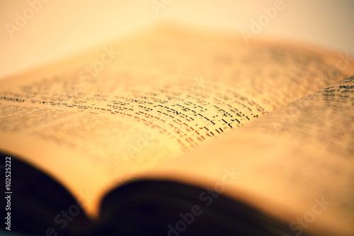 Plakát nice old jewish book