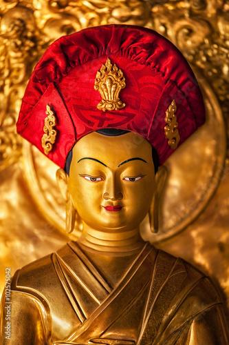 Valokuva Buddha statue in Lamayuru monastery, Ladakh, India