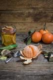 Mandarini, Arance sciroppate e the agli agrumi