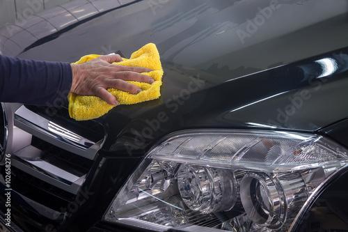 Limpeza automóvel