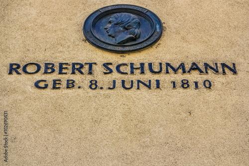 Poster Robert Schumann