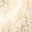Damask seamless floral pattern. Royal wallpaper.  - 102728064
