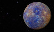 Solar System - Planet Mercury