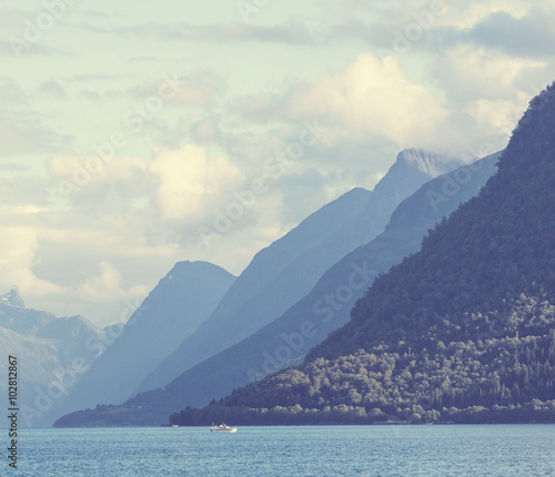 Norway landscapes - 102812867