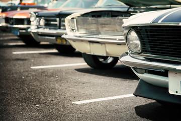 Klasyczne samochody