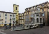 Fountain La Bollente in Acqui Terme
