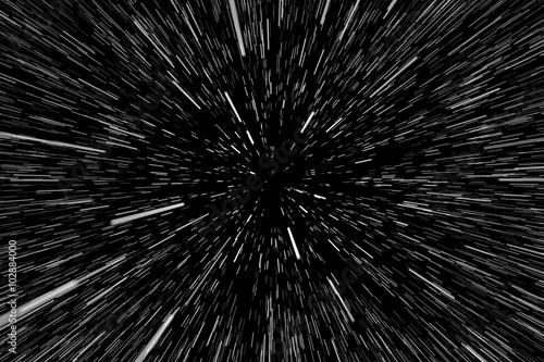 Stars, Space Warp