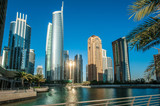 Jumeirah Lakes Towers in Dubai, United Arab Emirates