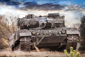 Kampfpanzer Deutschland, main battle tank germany