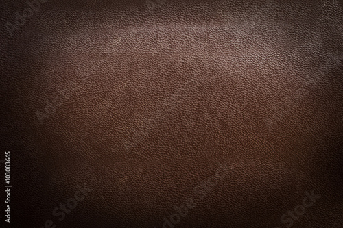 Fotobehang Stof brown leather background