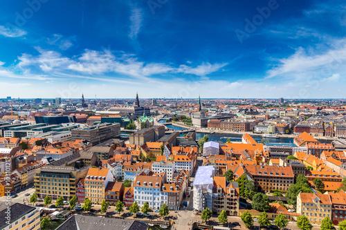 Póster Copenhague, Dinamarca