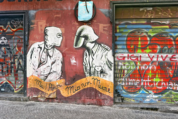 Murales Napoli