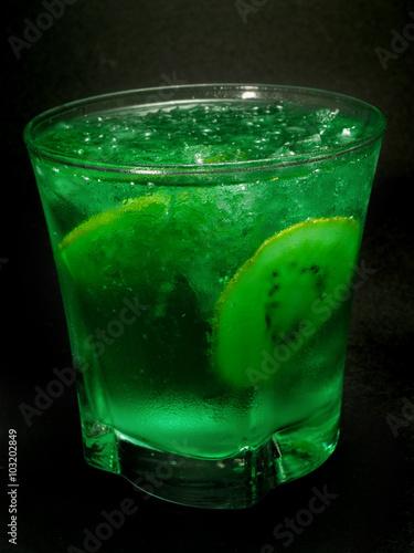Fototapeta Cocktails Collection - Mint Haze