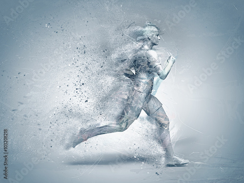 running,abstract