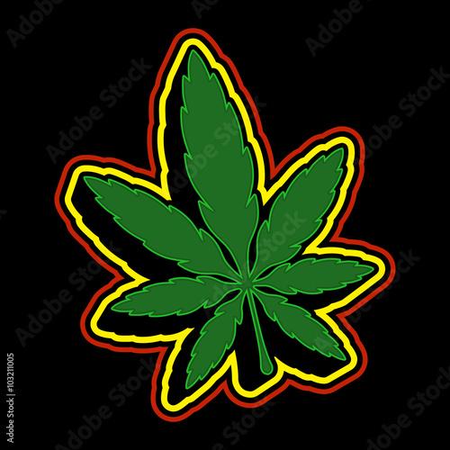 Marijuana Pot Weed Leaf Symbol Buy Photos Ap Images Detailview