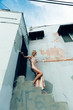 A blonde in LA