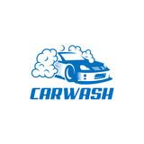 Car logo template, sports car