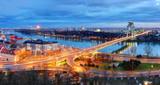 Bratislava Bridge - Slovakia