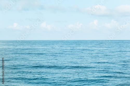 Ocean summer sea