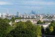 London tree skyline