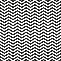Zigzag pattern with black lines stylish illustration