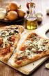 Fresh Homemade Pizza Slices