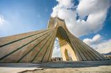 Fototapety Azadi Tower in Teheran, Iran