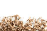 Wood shavings background - 103617479