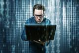 Nerdy Hacker has no idea what he is doing - 103712403