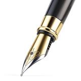 Fountain pen closeup