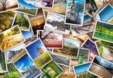 raccolta di cartoline vinobraní