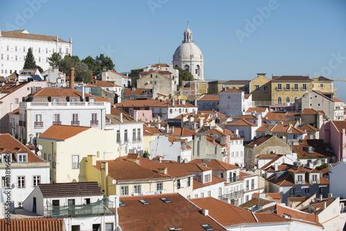 Aluminium Veduta Lisbona