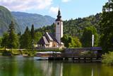 Lake Bjhij, Slovenia