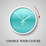 Change your clocks m...
