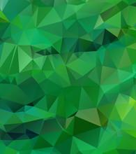 Kort meerkleuren achtergrond. Vector veelhoekige ontwerp illustra