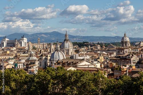Fototapeta General Rome View